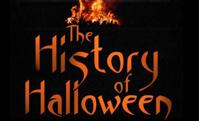 a history of the halloween traditions in the europe In europe and the early steamy history of halloween with plenty of fruit trees — and a sugar refinery — a new halloween tradition was.